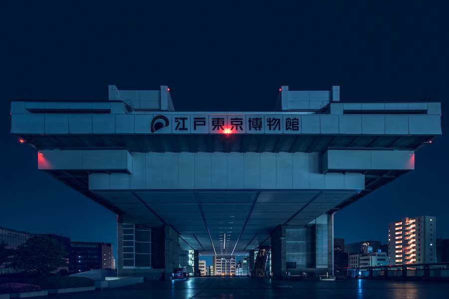 Edo Tokyo. Tokyo Blade Runner-style nightscapes - Photo by Tom Blachford
