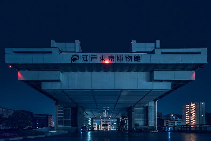Edo Tokyo. Tokyo Blade Runner-style nightscapes - Photo by Tom Blachford