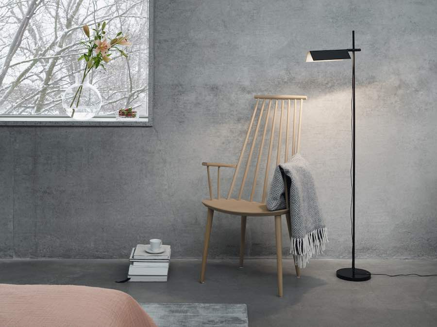 Flik Flak Snøhetta's First Lamp Collection Debuts In Stockholm Mesmerizing Lighting In Interior Design Collection