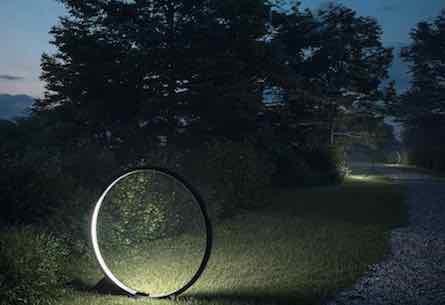 Urban-nature friendly lighting design