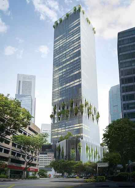 5 verdant towers