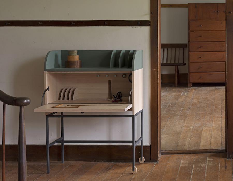 Furnishing Utopia @ Design Within Reach in NYC. Ladies & Gentlmen Studio work station - Courtesy of Ladies & Gentlemen.