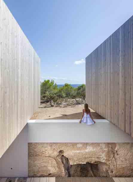 Mirage in Formentera