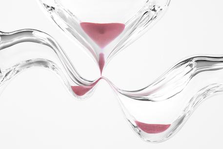 Nendo's hourglass designs