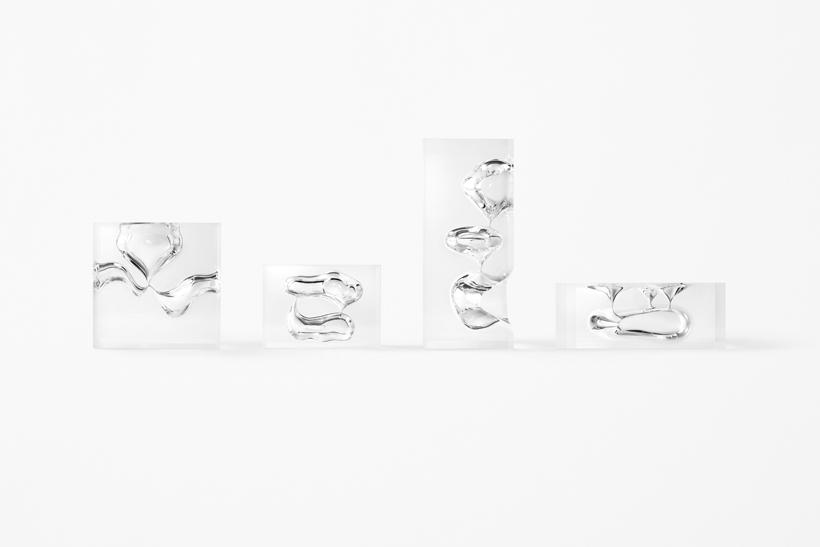 Nend's eclectic hourglasses - Picture by Akihiro Yoshida - Courtesy of Nendo.