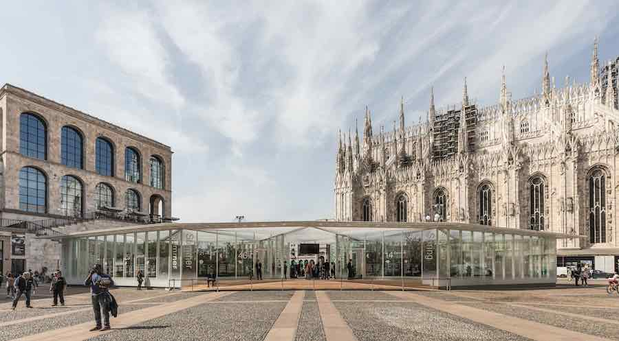 Living Nature - Photo by Delfino Sisto Legnani - Courtesy of Carlo Ratti Associati