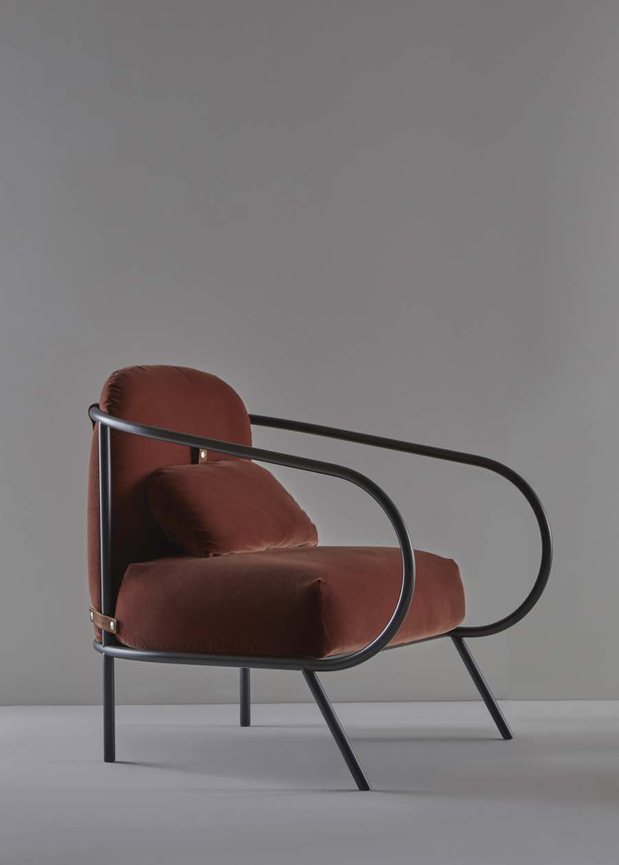 Handicrafts collection. Minima system by Denis Guidone - Photo by Matteo Imbriani - Courtesy of Mingardo.