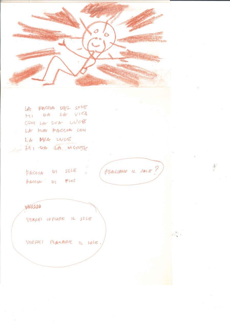 Sketch for Nasa - Courtesy of Fondazione Achille Castiglioni.