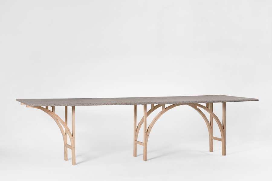 Fuorisalone 2018. Giacomo Moor - Dining Table