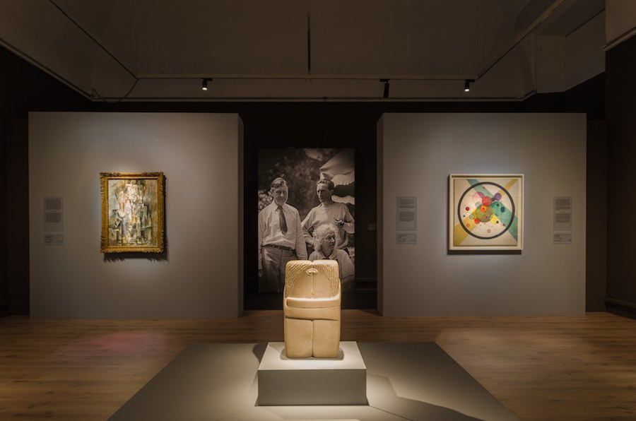 """Impressionism and Avantgardes - Masterpieces from the Philadelphia Museum of Arts"" - Photo by Barbara Balestreri studio."