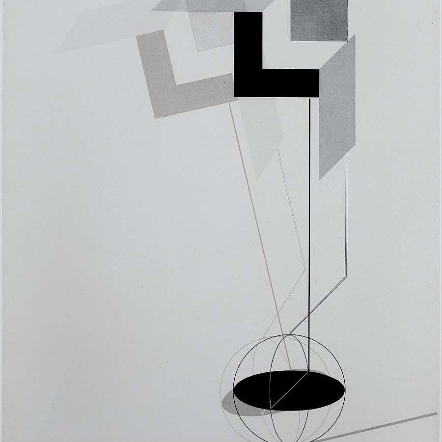 El Lissitzky – Proun series
