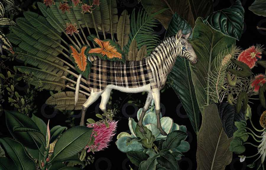 The Museum of Extinct Animals - Detail - Courtesy of moooi.