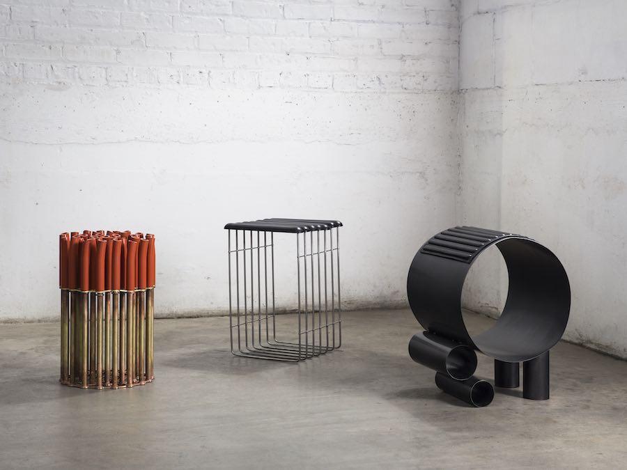 10 indie furniture designs debuting at NYCxDESIGN 2018 - Photo by GENTNER.