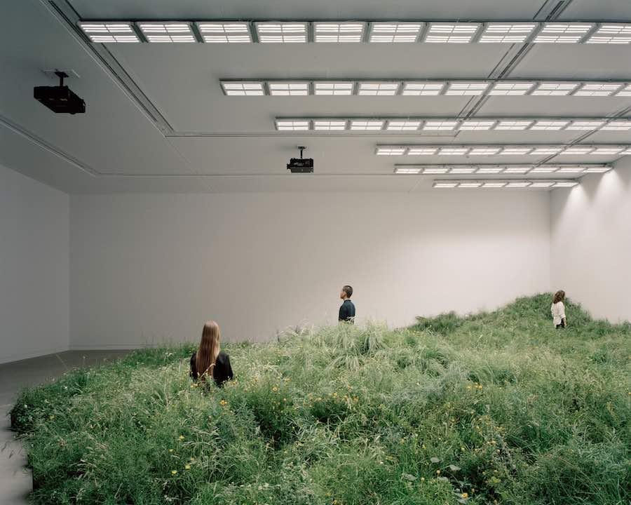 Australian pavilion @ Venice Biennale - Courtesy of Australian pavilion
