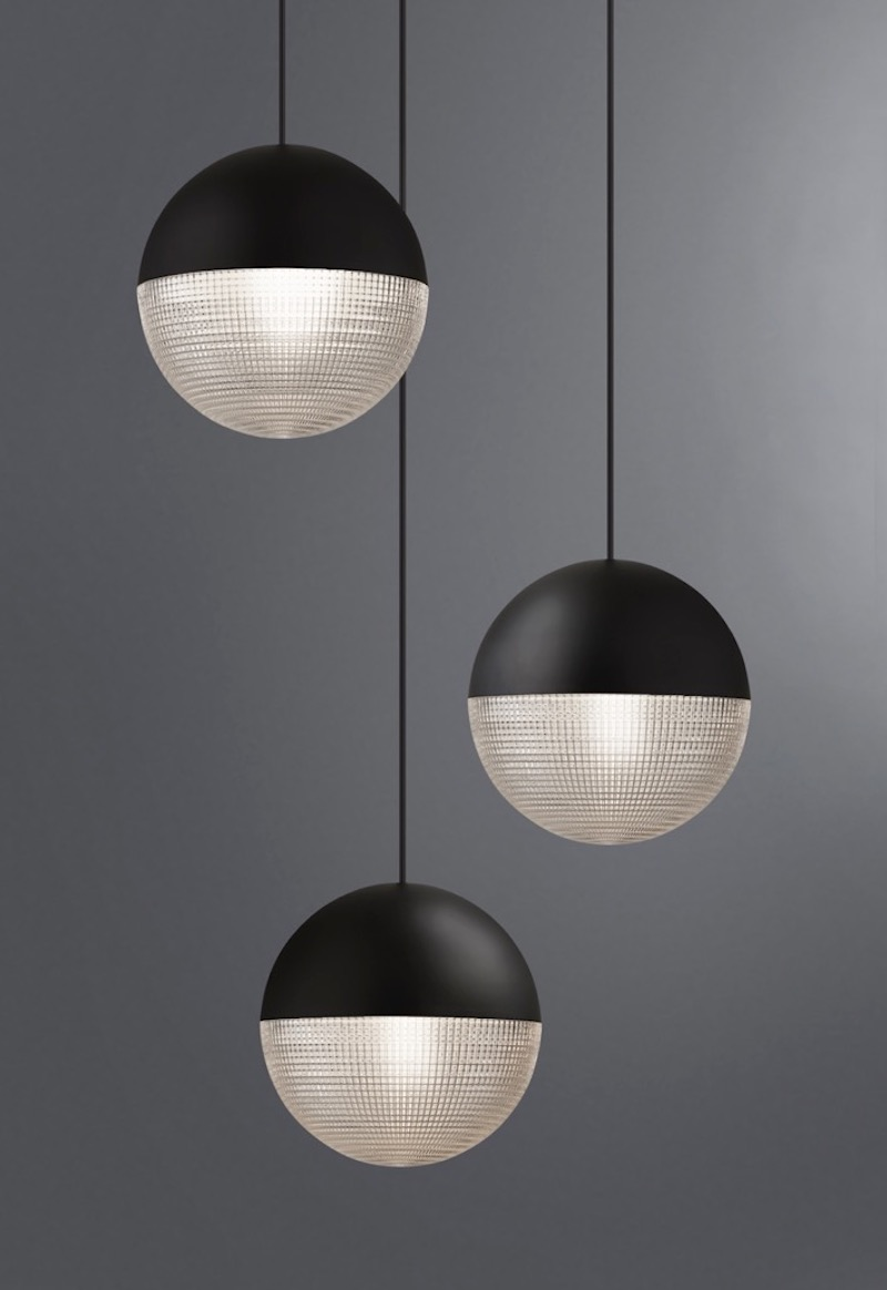 Lens Flair lamp by Lee Broom