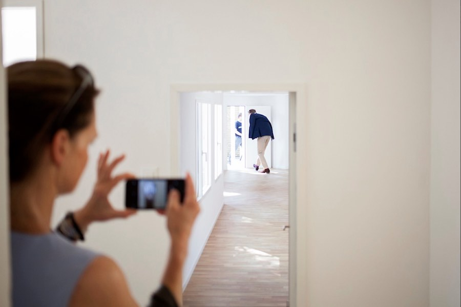 Svizzera 240: Home Tour. Photo by Italo Rondinella - Courtesy of La Biennale di Venezia.
