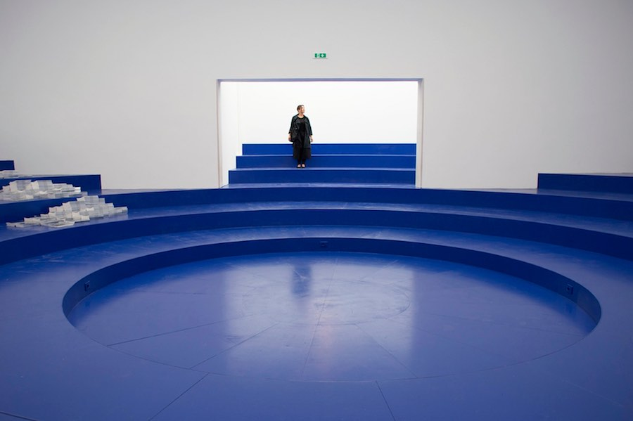 Eurotopie, Belgian Pavillion. Photo by Italo Rondinella, courtesy of La Biennale di Venezia.