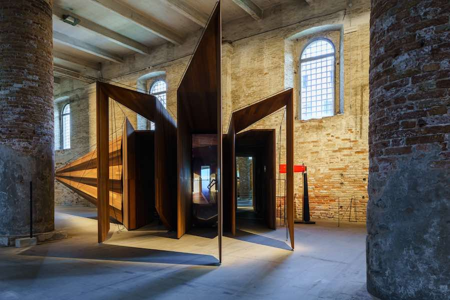 #Pinterest - John Wardle Architects at Venice Biennale 2018 - Photo by Andra Avezzù, courtesy of La Biennale di Venezia.