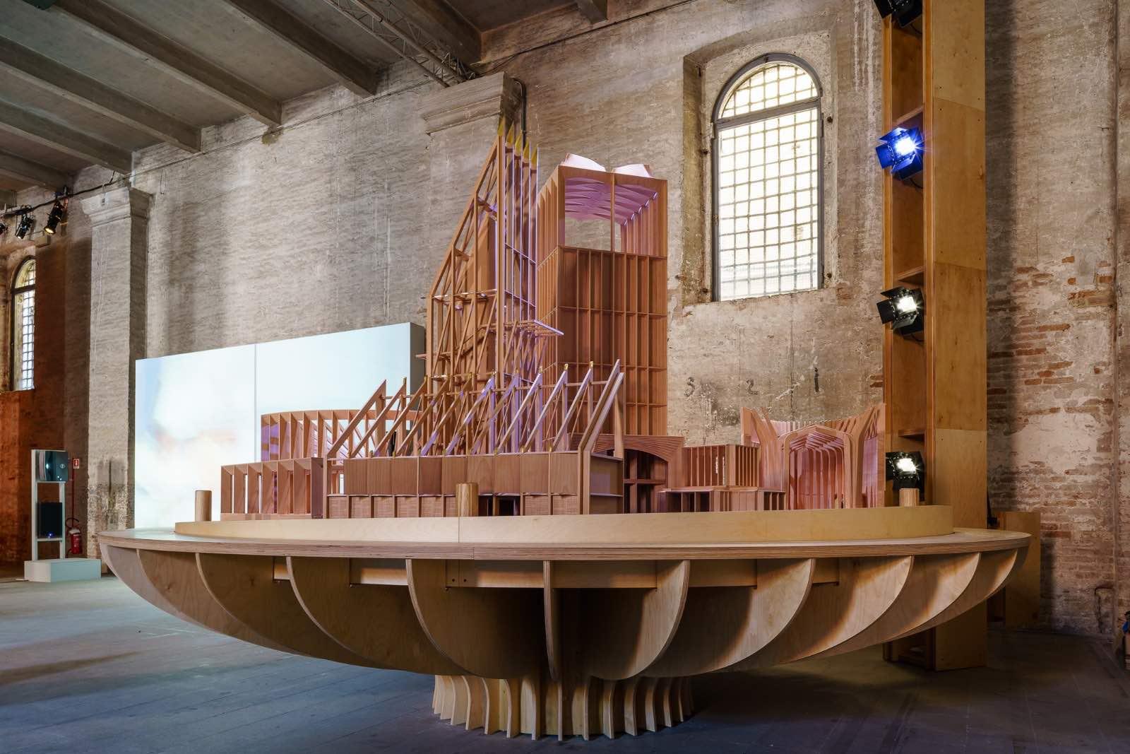 Pinterest venice architecture biennale 2018 archipanic for Biennale venezia 2018