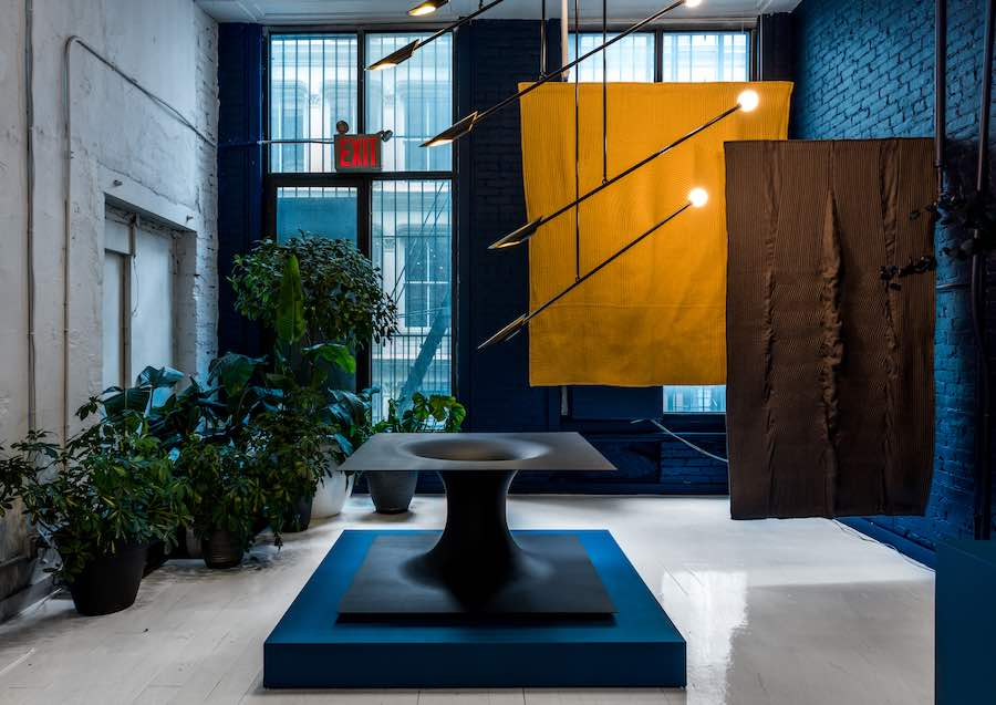 Balance-Unbalance. Colony @ NYCxDesign 2018 - Photo: courtesy of Colony designer co-op.