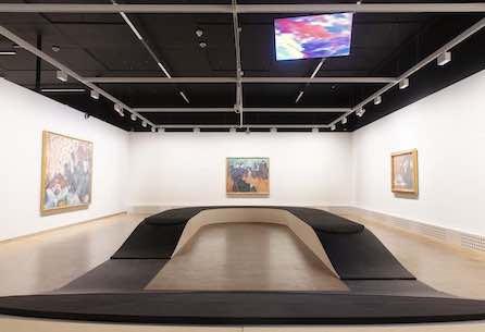Munch exhibition by Snøhetta