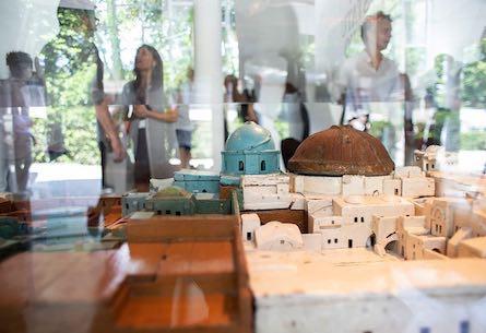 Geopolitcs of Holy sites in Israel