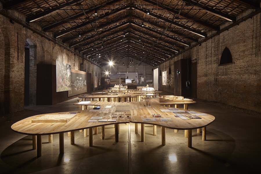 Arcipelago Italia. Courtesy of the Ialian Pavilion at Venice Biennale 2018