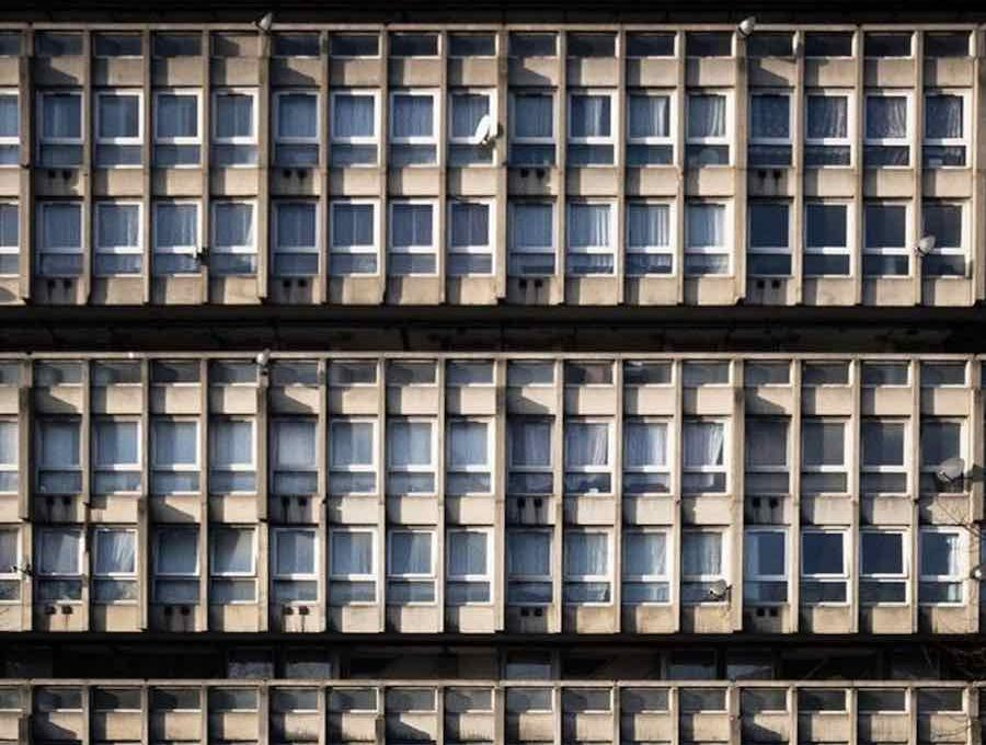 Robin Hood Gardens – Photo by @furniturista IG