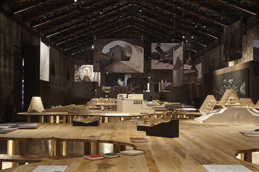 Arcipelago Italia. Photo by Grancesco Gallu - courtesy of the Ialian Pavilion at Venice Biennale 2018.