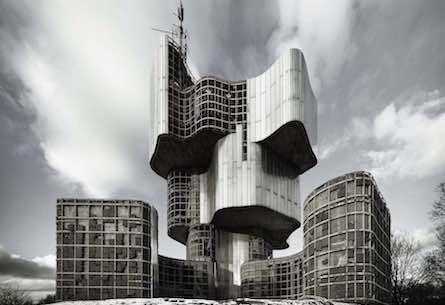 Yugoslavia Brutalism