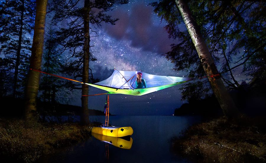 5 innovative tent designs. Photo: Courtesy of Tentstile