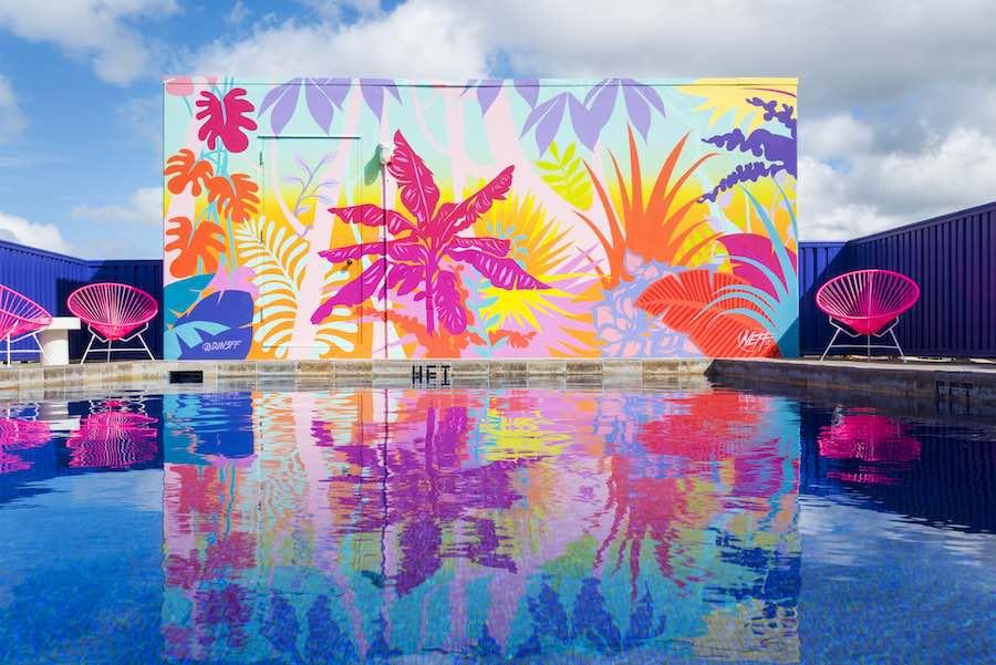 Shoreline Hotel Waikiki by BHDM Design - Photo by Adam Kane Macchia.