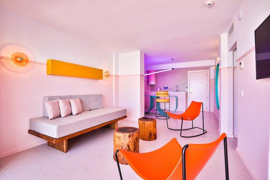 Photo by Adam Johnston – Courtesy of PARADISO Ibiza Art Hotel.