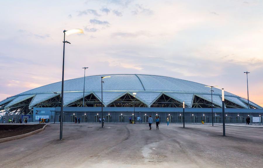 Samara arena world cup
