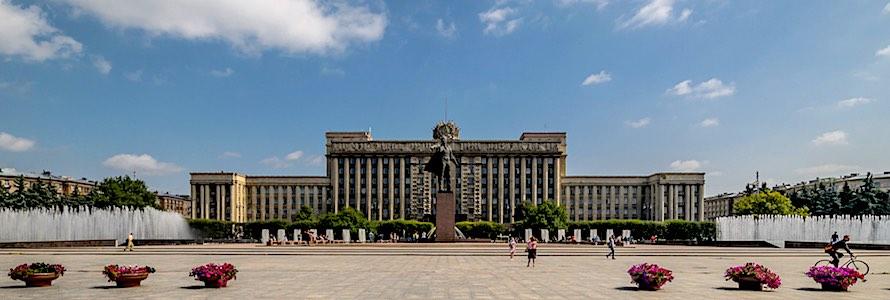 Soviet St Petersburg