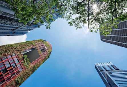 Singapore Tropical Tower