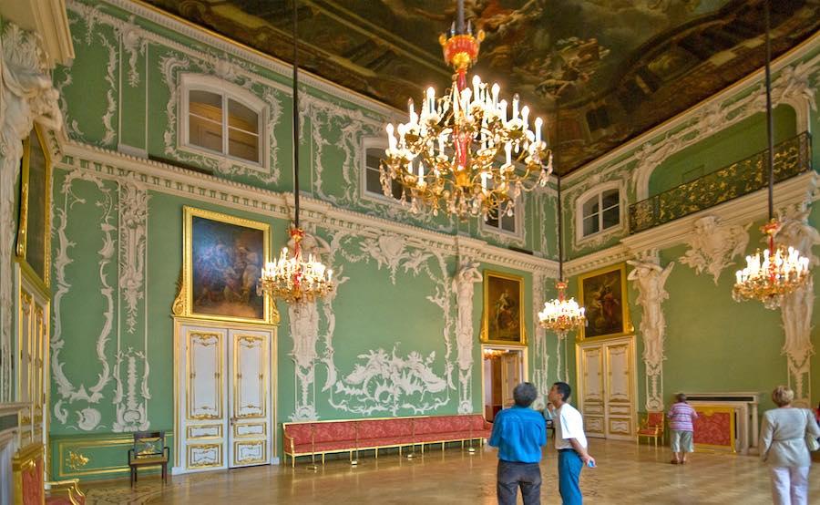 St Petersburg. Stroganovs' Palazzo - Wikimedia, CC.