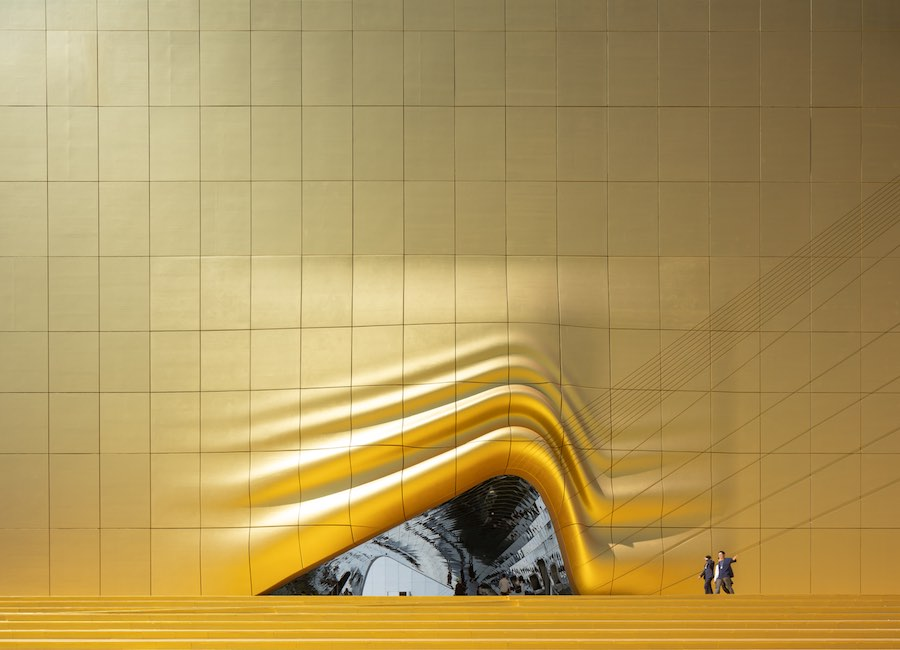 THE IMPRINT by MVRDV @ Paradise City, Seoul, Korea - Photo © Ossip van Duivenbode.