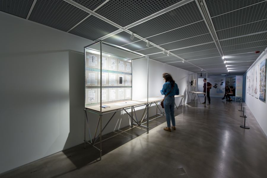 Istanbul Design Biennale 2018 - Ebru Kurbak's Lonely Planet project - Ph by Kayhan Kaygusuz
