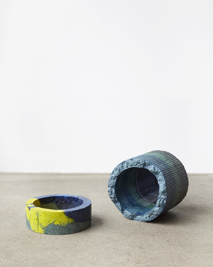 INDUSTRIAL CRAFT collection by Charlotte Kidger - Photo by Lousie Oats.