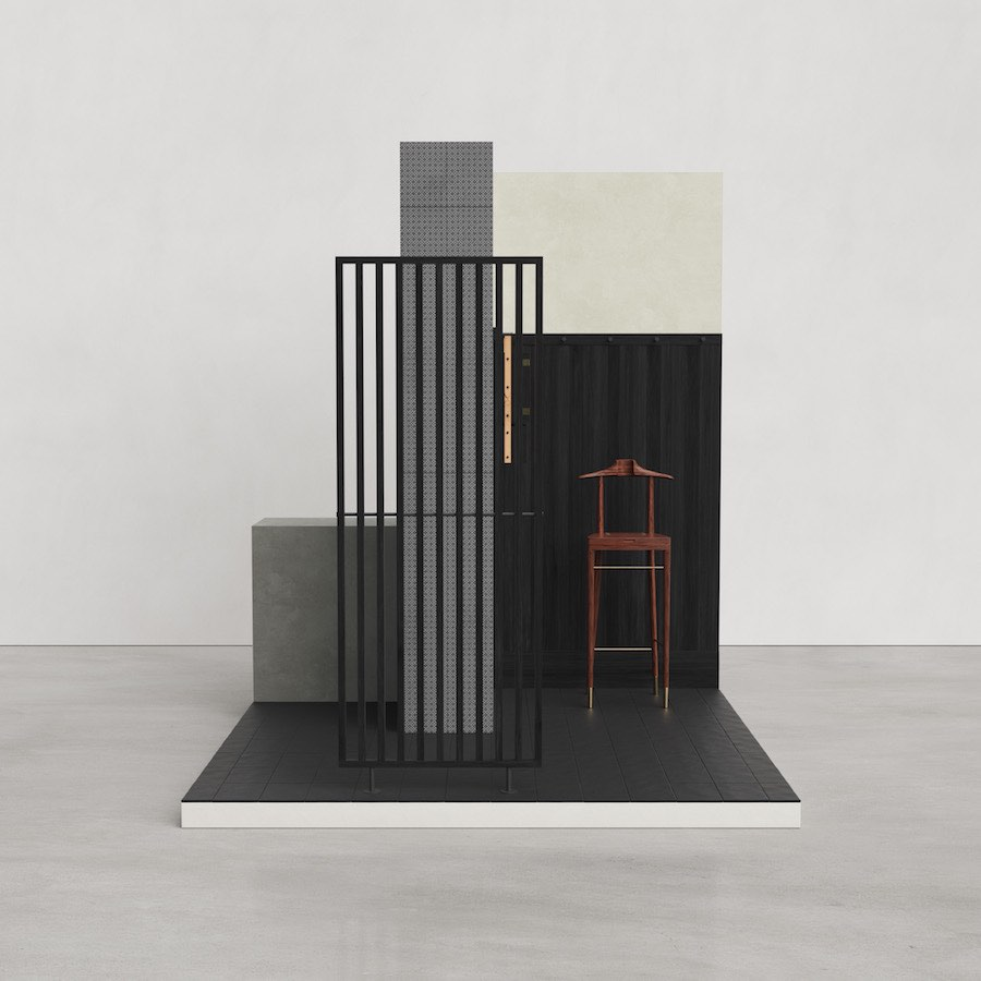 ACCENTS surface accessories by OEO Studio - Photo by MUTINA