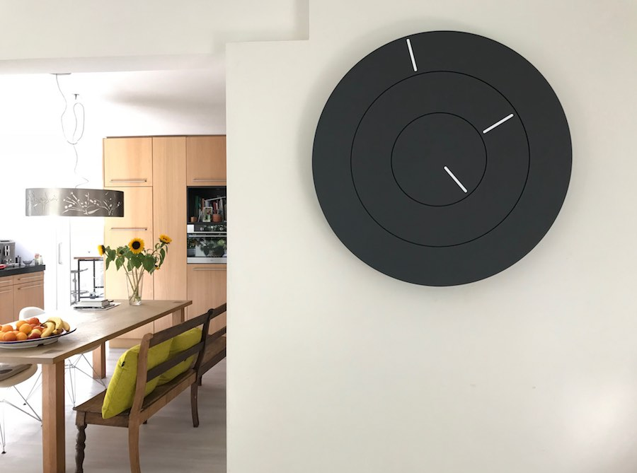 OOCLOCK, design by René Holten and 2Creatics - Photo by OOCLOCK.