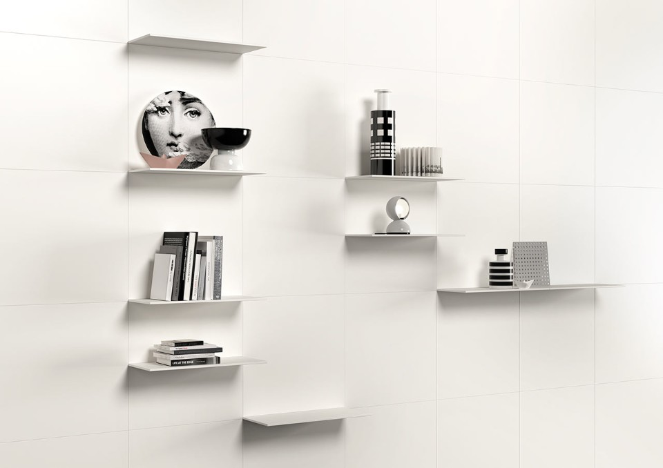 SHELF by Paolo Benevelli for Ceramiche Coem - Photo by Ceramiche Coem