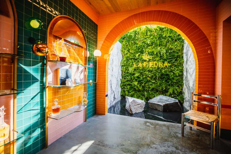 Stefania Aspe @ Design House - Photo by Design Week Mexico.