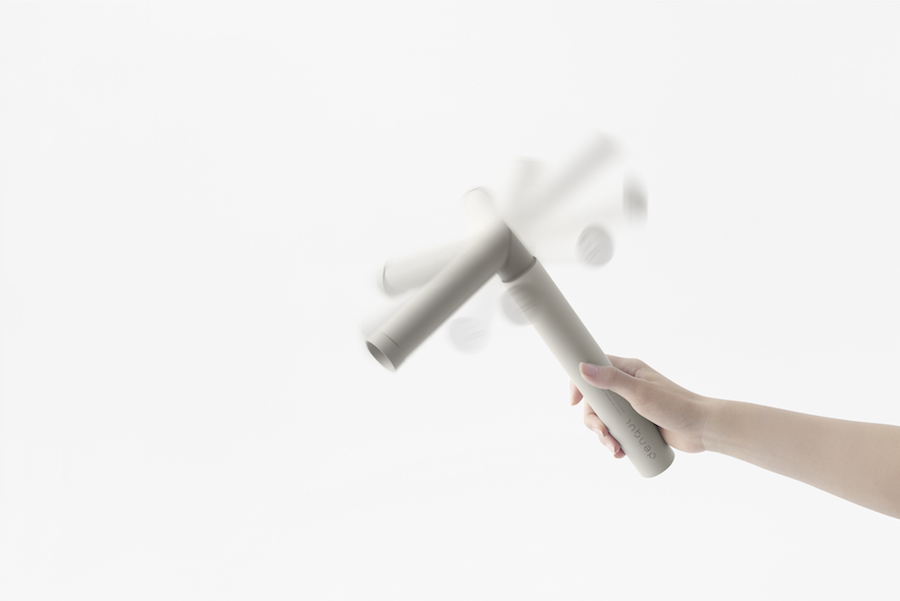 DENQUL emergency battery by Nendo - Photo by Akihiro Yoshida, courtesy of Nendo.