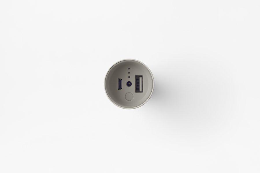 DENQUL emergency battery by Nendo – Photo by Akihiro Yoshida, courtesy of Nendo.
