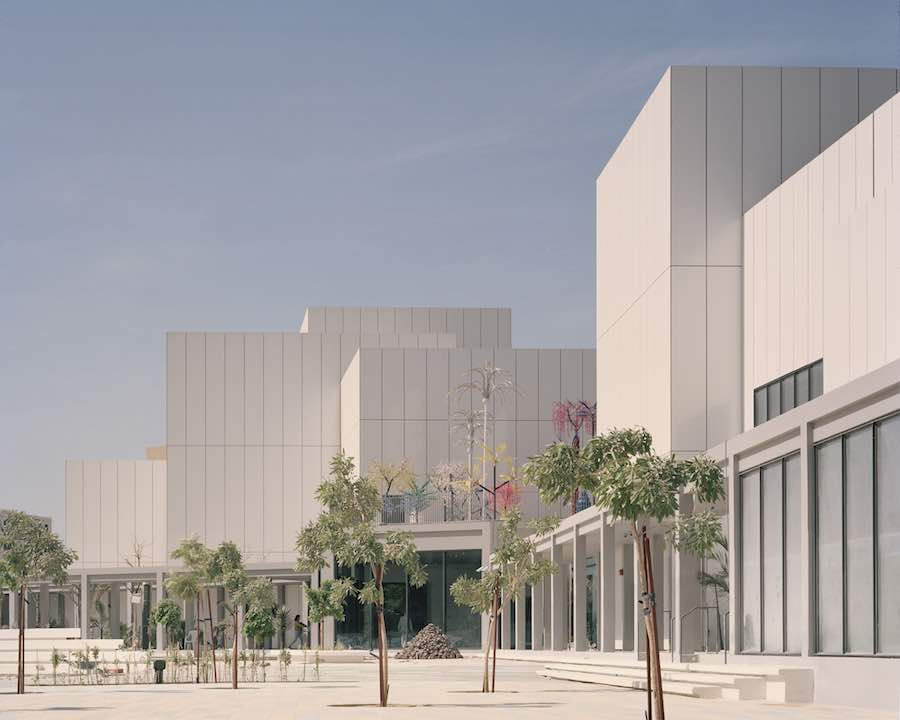Jameel Arts Center - Photo by Rory Gardiner.