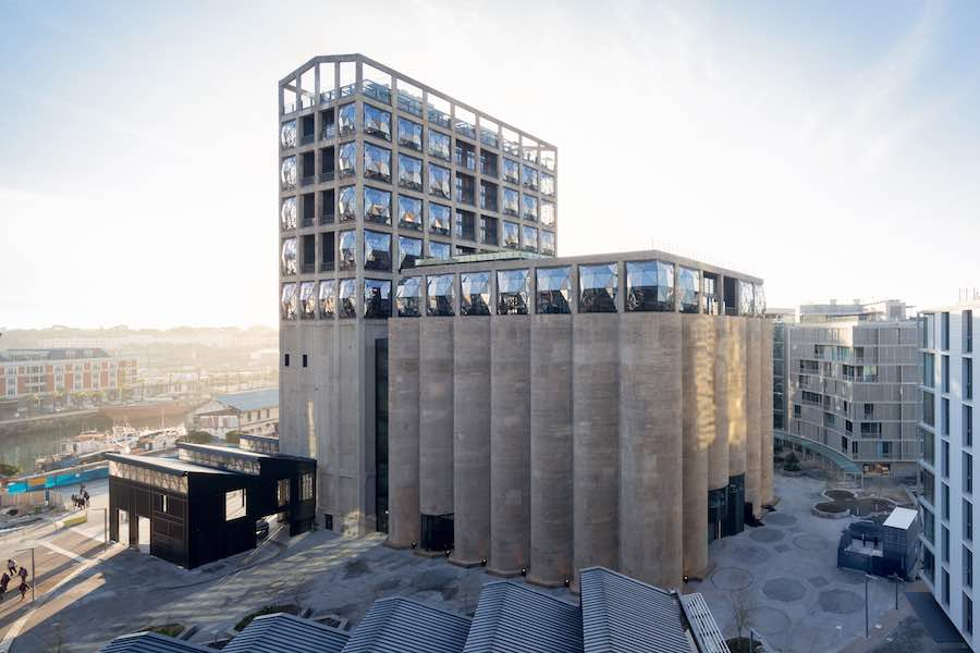 Zeitz MOCAA By Heatherwick Studio @ Cape Town, South Africa. ©Iwan Baan.