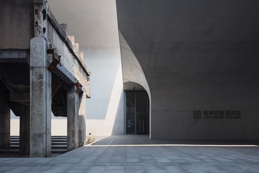 Architectural Photography Awards 2018 - Ext - Long Museum West Bund Shanghai China by Atelier Deshaus. © Pawel Paniczko