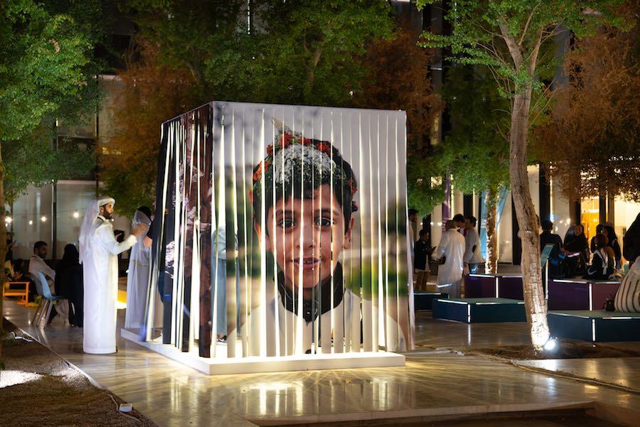 Saudi Design Week 2018 - photo by Abdulmajeed A Rodan. Courtesy of SDW.